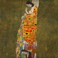 Hope II - Gustav Klimt