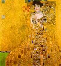 Portrait of Adele Bloch-Bauer I - Gustav Klimt